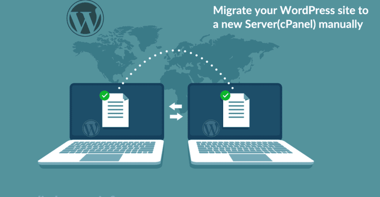 Migrate your WordPress site to a new Server(cPanel) manually, forget those so-called Free Plugins